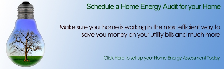 Get an Home Energy Audit in your Saratoga Springs NY home today!