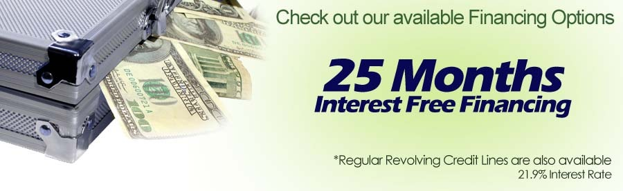 25 Month interest free financing on Furnace repair service in Gloversville, NY.