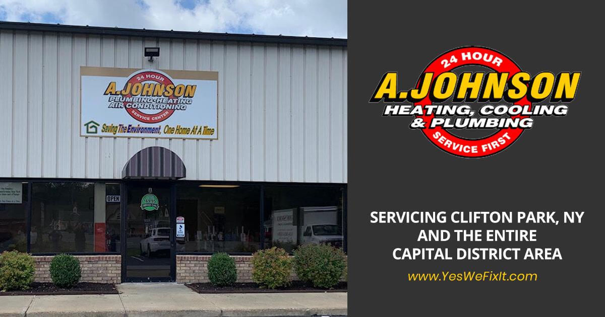 A. Johnson Plumbing & Heating, Inc.