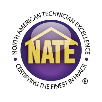 Nate Certifications logo